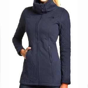The North Face Caroluna Quilted Fleece Lined Jacket, Size S